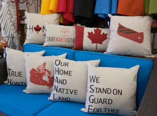 Custom Pillows for the cottage or home
