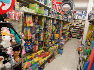 Tons of Toys and Summer Fun Supplies